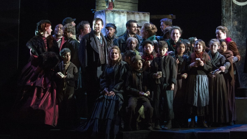 Photo of Tosca – Theatre Royal, Norwich