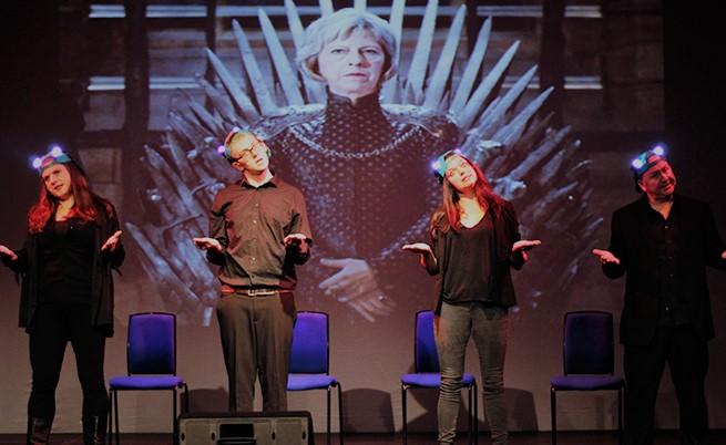 Photo of BRIGHTON FRINGE: The Treason Show – Festival Special, The Warren