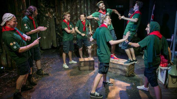 Photo of Tribe – London Theatre Workshop