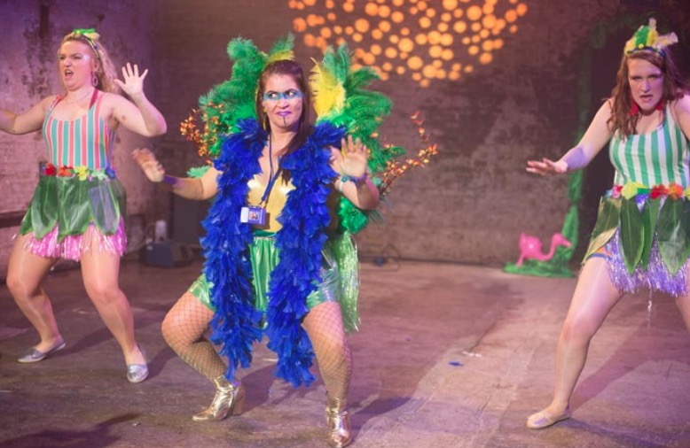 Photo of Tropicalia Island – Arcola Theatre, London