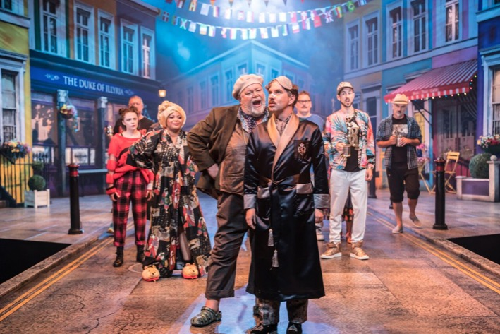 Photo of Twelfth Night- Young Vic, London