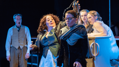 Photo of Twelfth Night: Live! – Zoom, Maltings Theatre