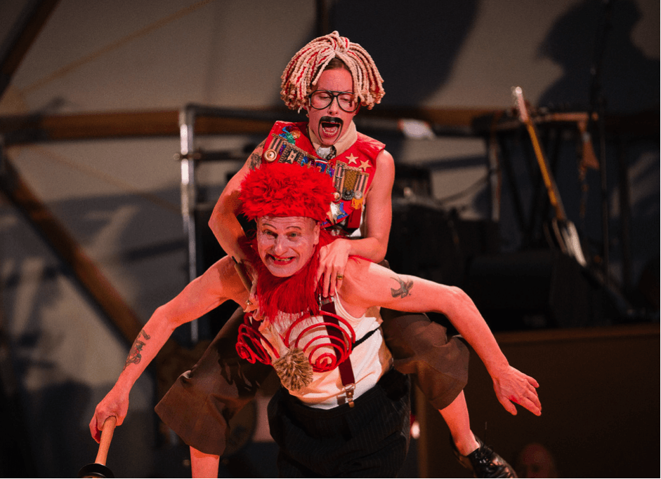 Photo of Kneehigh's Ubu! A Singalong Satire – The Lowry, Salford