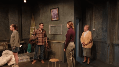 Photo of On McQuillan's Hill – Finborough Theatre, London