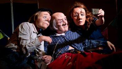 Photo of Vamos Theatre's Dead Good – Theatr Clwyd, Mold