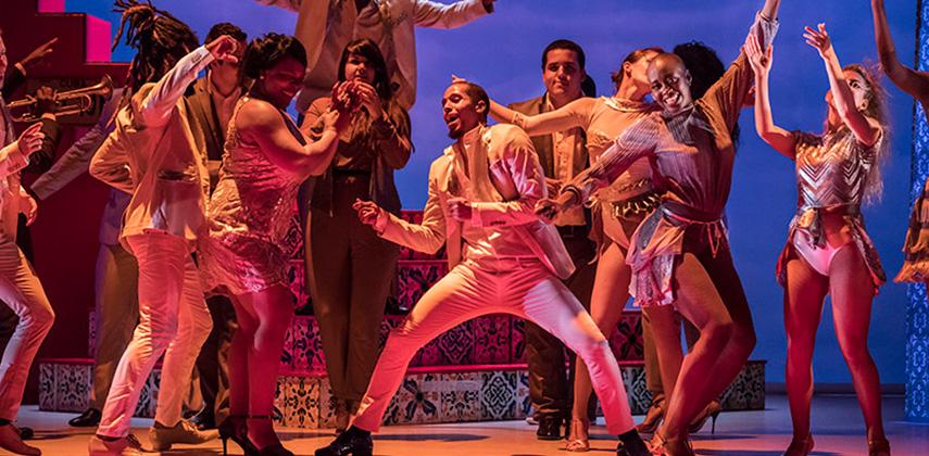 Photo of Vamos Cuba! – Peacock Theatre, London