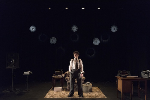 Photo of DUBLIN FRINGE FESTIVAL: What Good is Looking Well When You're Rotten on the Inside – The New Theatre, Dublin