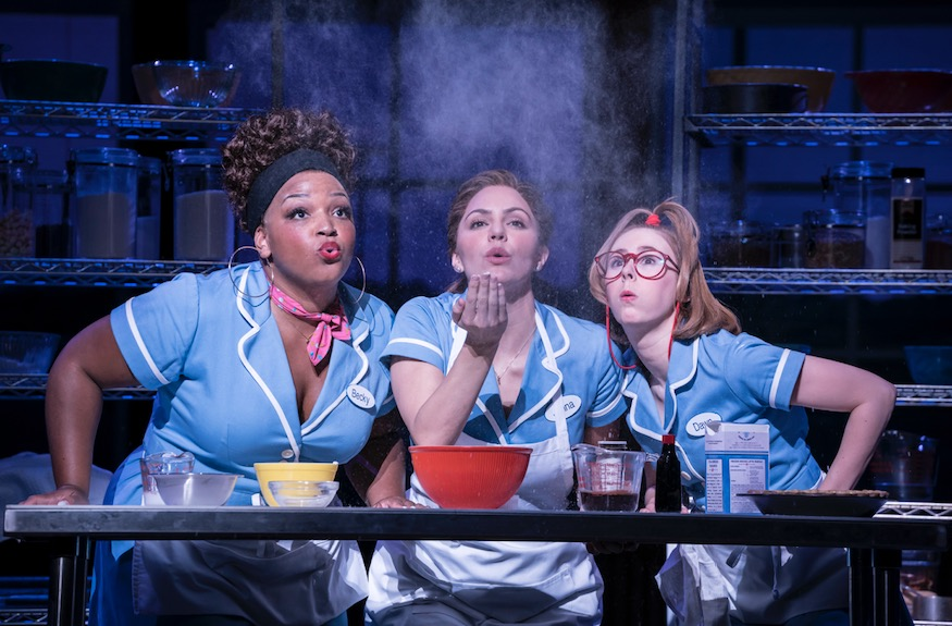 Photo of Waitress – Adelphi Theatre, London