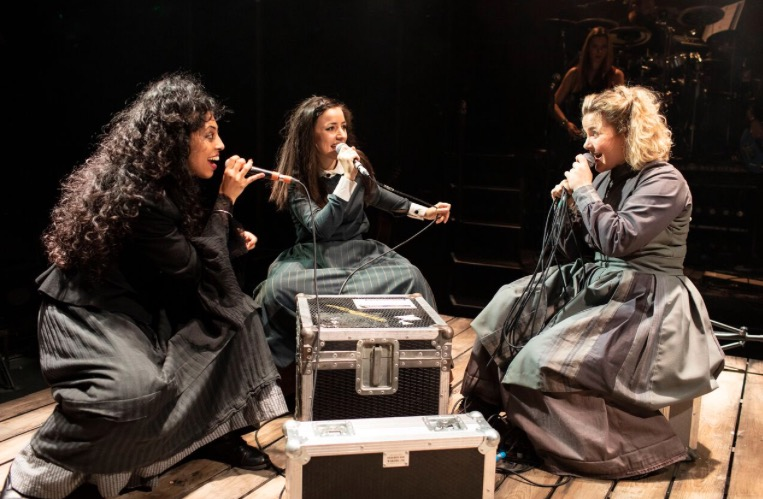 Photo of Wasted – Southwark Playhouse, London