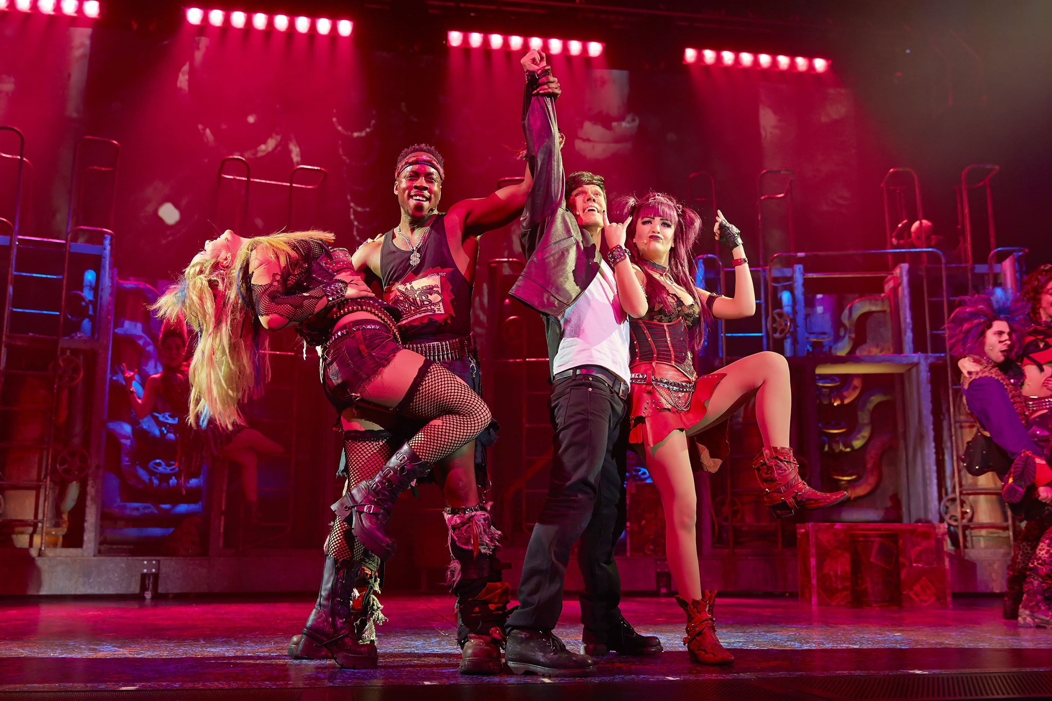 Photo of We Will Rock You  – Palace Theatre, Manchester
