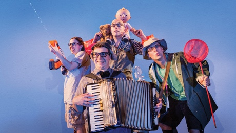 Photo of We're Going On A Bear Hunt – Theatre Royal, Plymouth