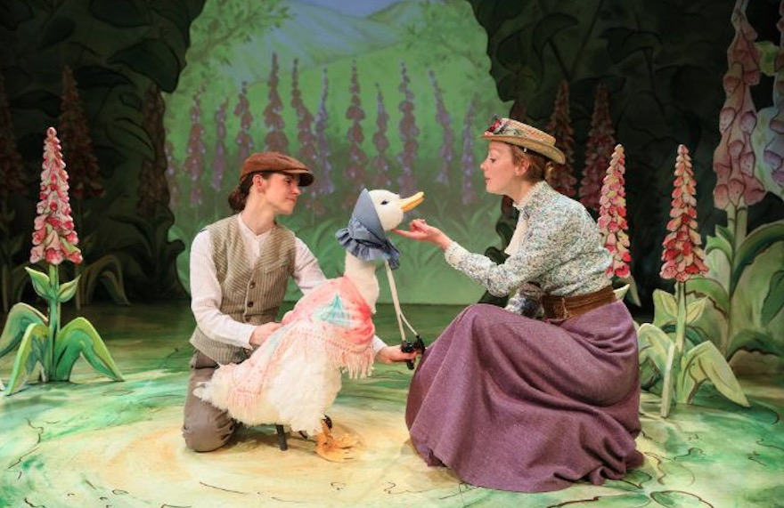 Photo of Where Is Peter Rabbit? – Theatre Royal, Haymarket