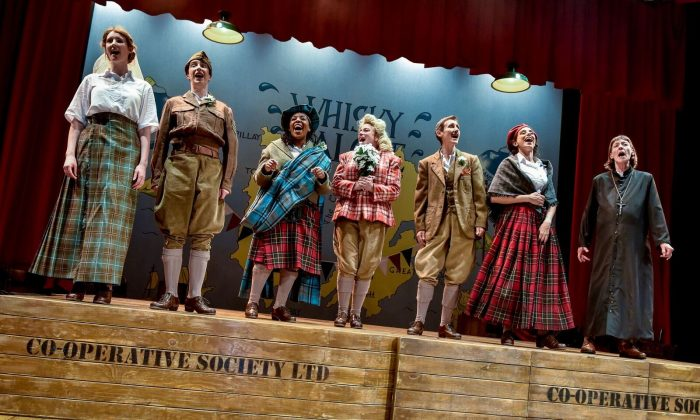 Photo of Whisky Galore – Oldham Coliseum Theatre, Oldham