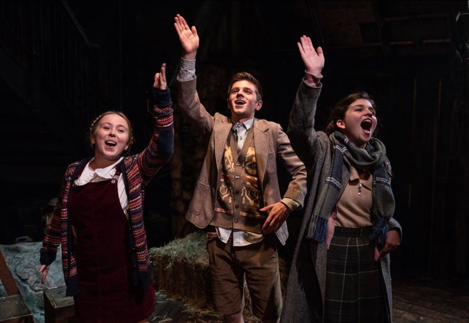 Photo of Whistle Down the Wind – Union Theatre, London
