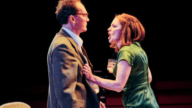 Photo of Who's Afraid of Virginia Woolf? – Tobacco Factory Theatres, Bristol