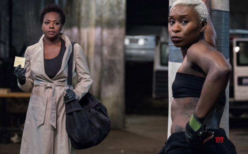 Photo of London Film Festival: Widows