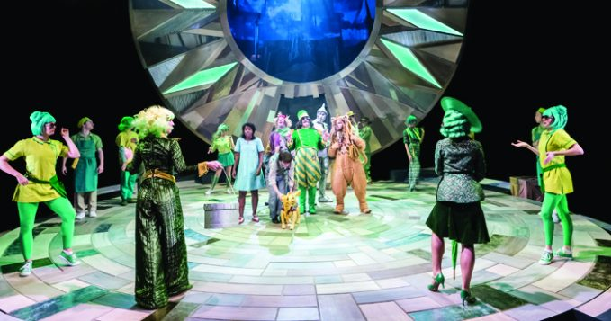 Photo of The Wizard of Oz – The Crucible, Sheffield