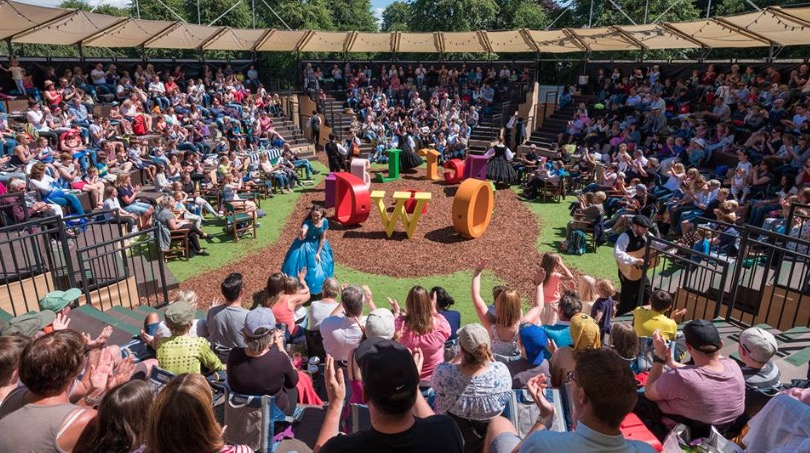 Photo of Alice in Wonderland – Grosvenor Park Open Air Theatre, Chester