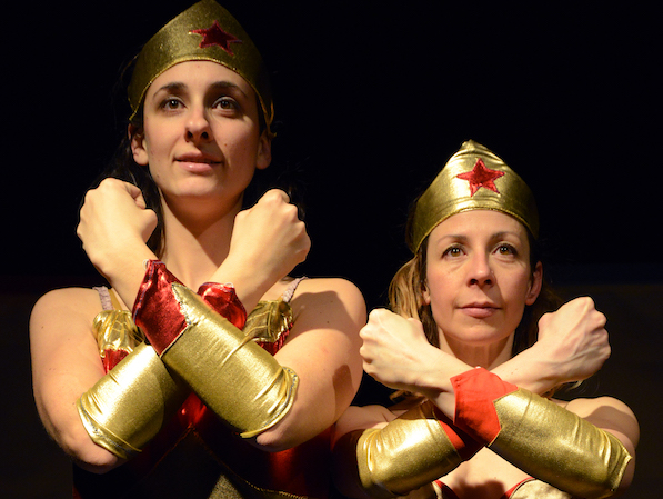 Photo of Wonder Woman: The Naked Truth – Derby Theatre Studio