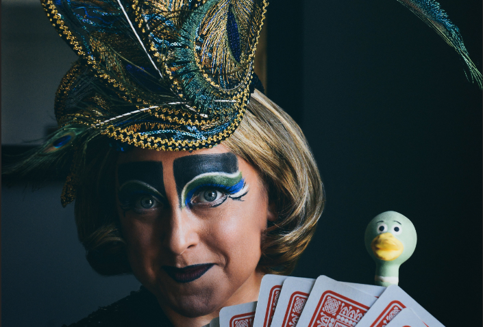 Photo of FIFTY-WORD FRINGE PITCH: Ada Campe and the Psychic Duck