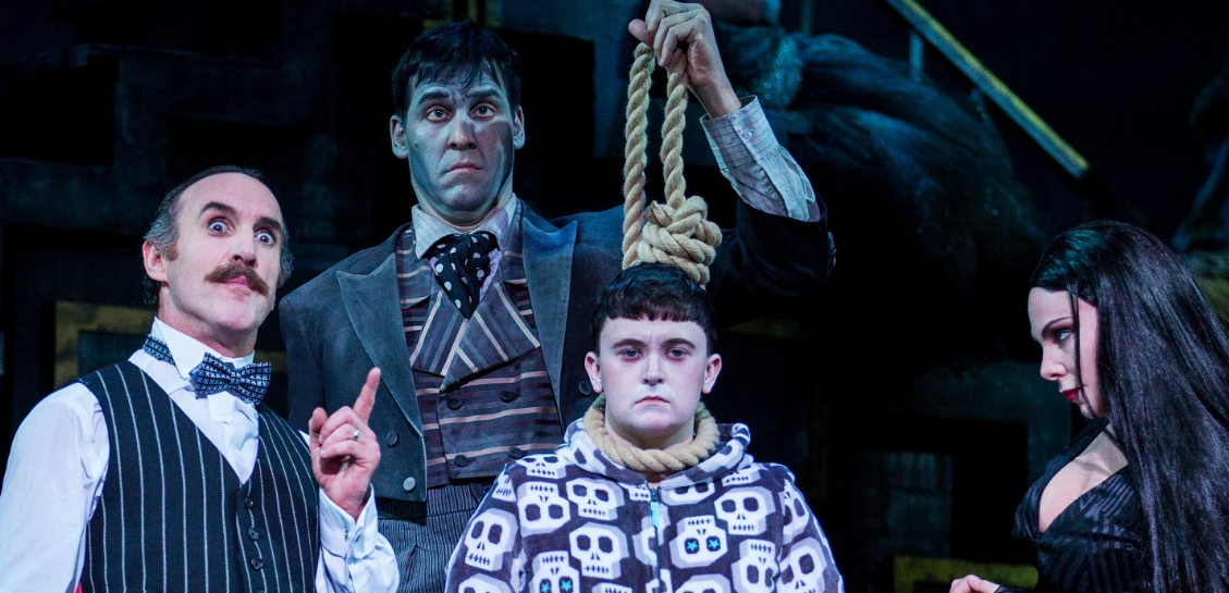 Photo of The Addams Family – King's Theatre, Glasgow