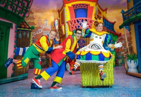 Photo of Aladdin – Theatre Royal, Norwich