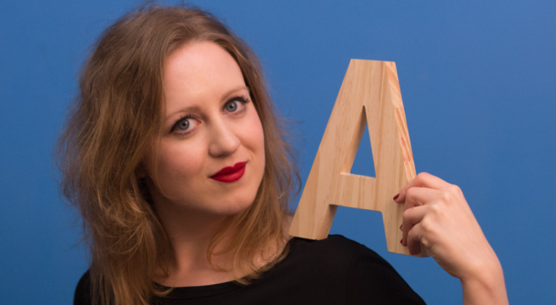 Photo of FIVE FAST FRINGE QUESTIONS with Annie McGrath