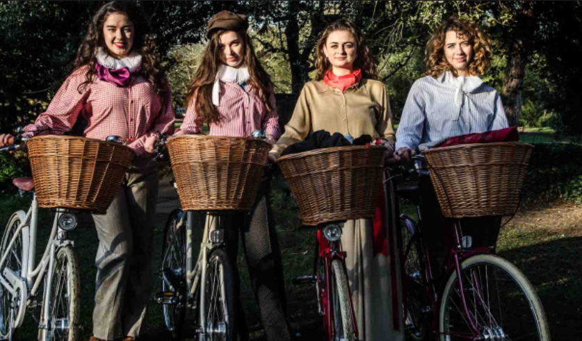 Photo of The HandleBards: As You Like It – Royal Botanic Garden, Edinburgh