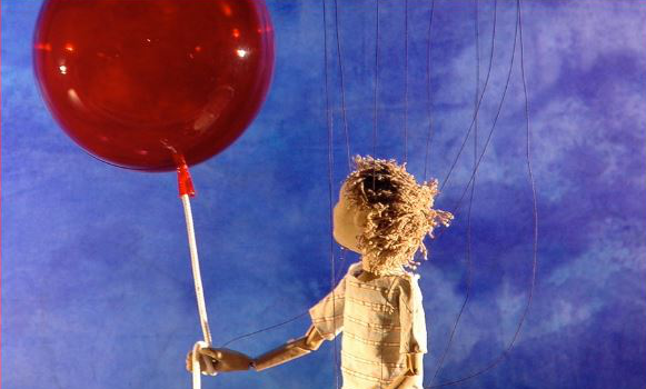 Photo of The Red Balloon – Puppet Theatre Barge, London