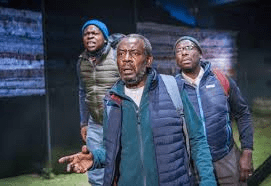Photo of Black Men Walking – Traverse Theatre, Edinburgh