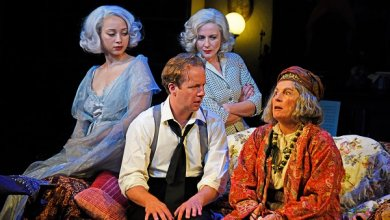 Photo of Blithe Spirit– Theatre Royal, Norwich