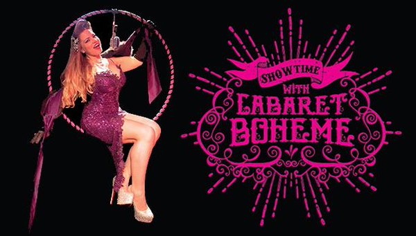 Photo of BRIGHTON FRINGE: Cabaret Boheme – Brighton Spiegeltent
