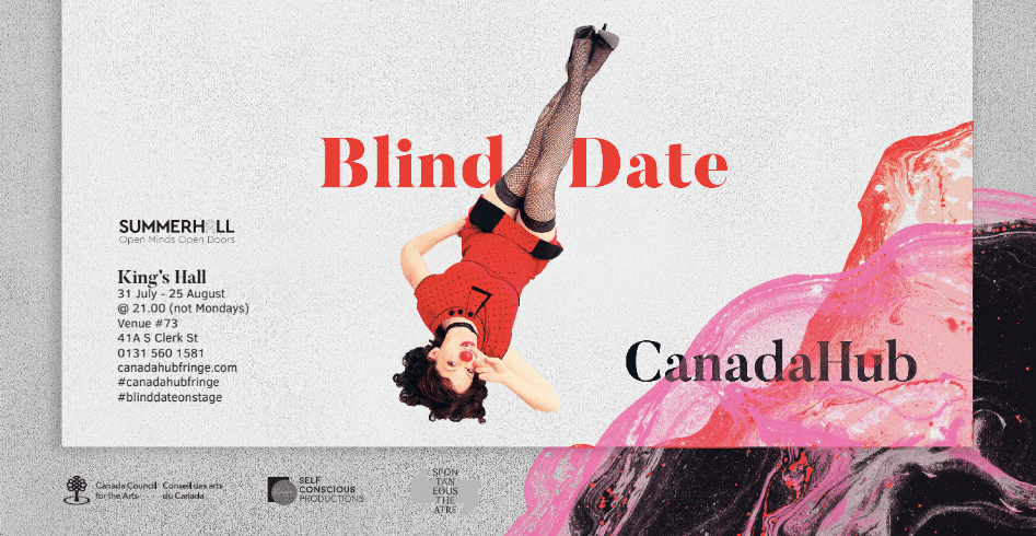 Photo of Blind Date – CanadaHub, Edinburgh