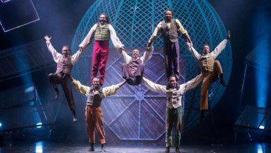 Photo of Cirque Berserk – Festival Theatre, Edinburgh