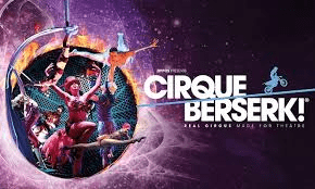 Photo of Cirque Berserk! – Pleasance EICC, Edinburgh