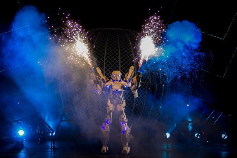 Photo of Cirque Berserk – Marlowe Theatre, Canterbury