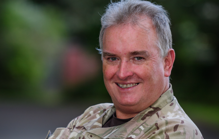Photo of INTERVIEW: Lieutenant Colonel Gordon Mackenzie on Army@TheFringe