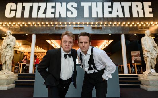 Photo of Cuttin' a Rug – Citizens Theatre, Glasgow