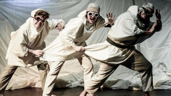 Photo of PULSE POINTS: Dead Rabbits Theatre – My Love Lies Frozen In The Ice