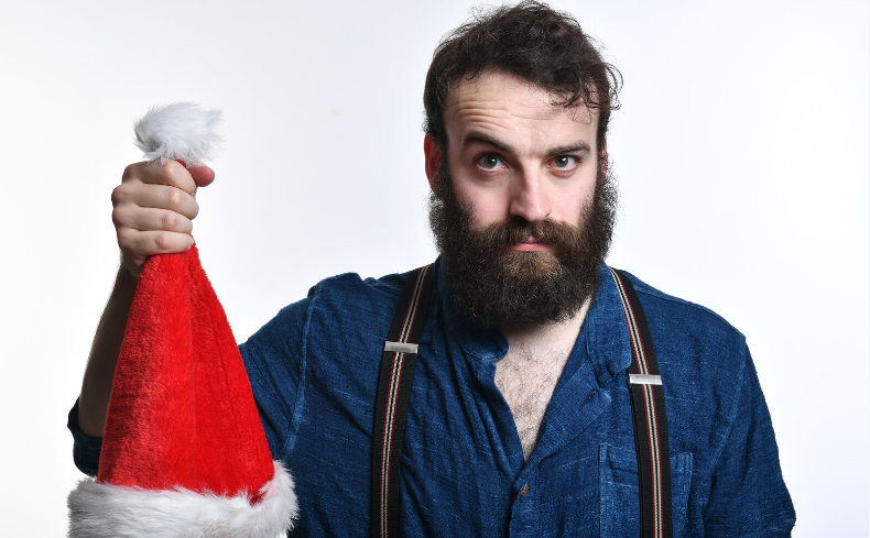 Photo of FIFTY-WORD FRINGE PITCH: Douglas Walker presents: Of Christmas Past