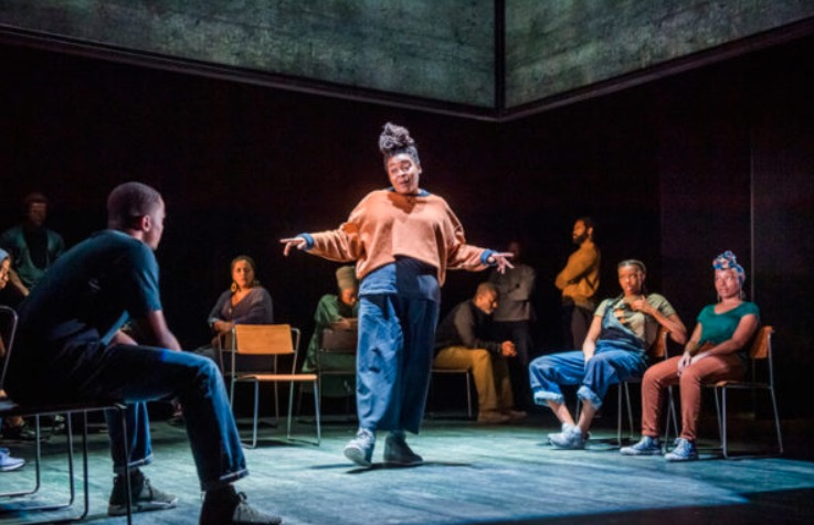 Photo of ear for eye – Royal Court Theatre, London