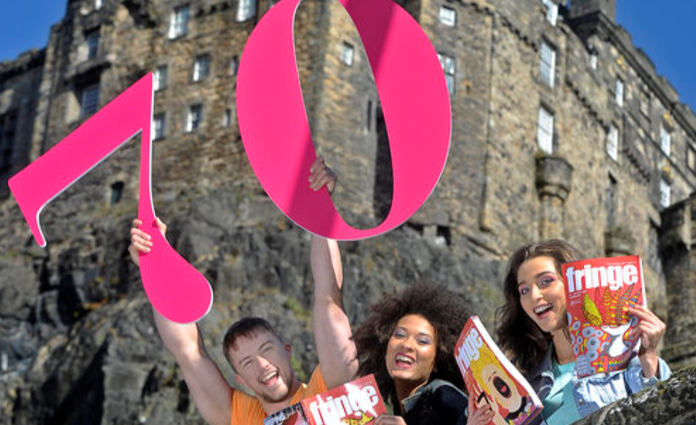 Photo of NEWS: Fringe 70th Anniversary Programme Launches