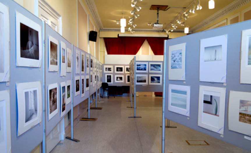 Photo of Edinburgh International Exhibition of Photography – The Photographic Exhibition Centre, Edinburgh