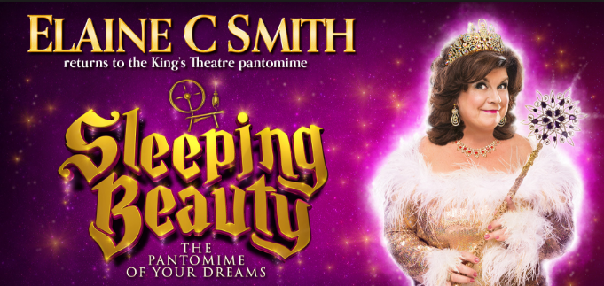 Photo of NEWS: Elaine C. Smith comes home to Glasgow's King's Theatre pantomime
