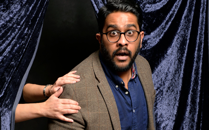 Photo of FIFTY-WORD FRINGE PITCH: Eshaan Akbar on Prophet Like It's Hot