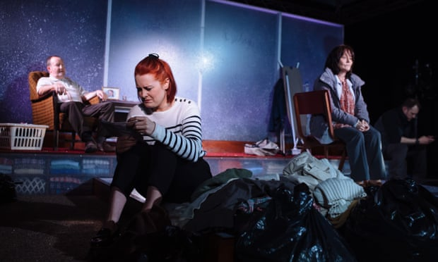 Photo of Fibres – Traverse Theatre, Edinburgh