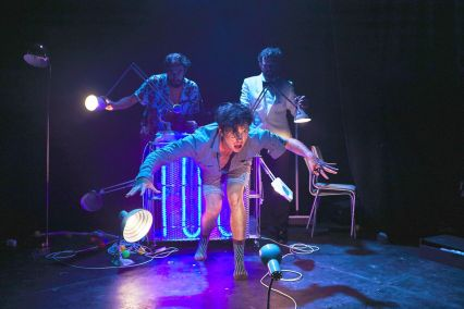 Photo of Flies – Pleasance Courtyard- Edinburgh