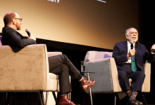 Photo of Tribeca Talks: Francis Ford Coppola and Steven Soderbergh – We Are One Film Festival