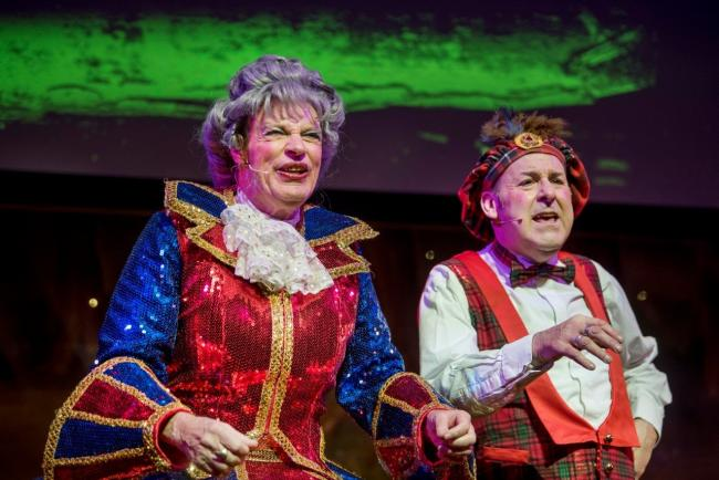 Photo of Goldilocks & The Three Bears – King's Theatre, Edinburgh