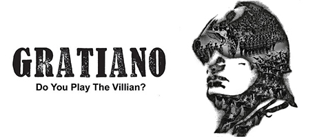 Photo of FIFTY-WORD FRINGE PITCH: Gratiano